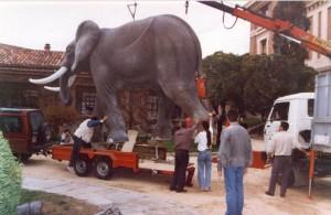 elefanteaire
