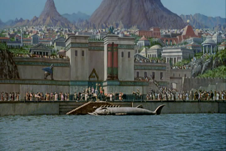 Atlantis The Lost Continent 1961 Indexfx